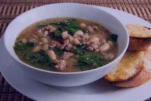 طرز تهیه سوپ لوبیا و گوشت , سوپ لوبیا و گوشت , روش پخت سوپ لوبیا و گوشت