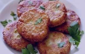 طرز تهیه خوراک شامی دریایی , خوراک شامی دریایی , شامی دریایی