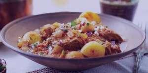 طرز تهیه خوراک گوشت و به , خوراک گوشت و به , روش پخت خوراک گوشت و به