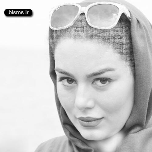 عکس جدید سحر قریشی با چادر