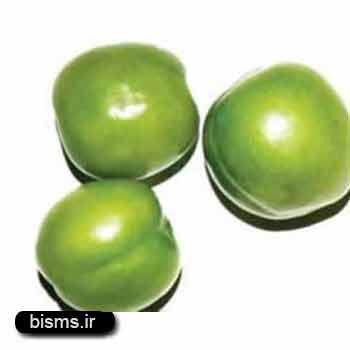 گوجه سبز،خواص گوجه سبز
