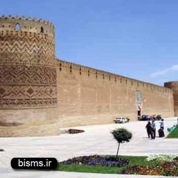 ارگ کریم خان،تاریخچه ارگ کریم خانی,ارگ کریم خانی شیراز