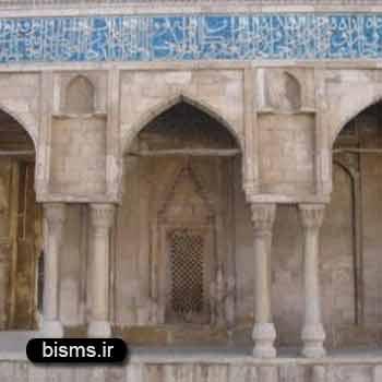 پلان و معماری و تاریخچه مسجد جامع عتیق شیراز