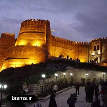 قلعه فلک الافلاک،تاریخچه قلعه فلک الافلاک خرم آباد