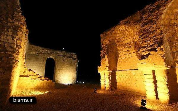 کاخ ساسان،تاریخچه کاخ ساسان
