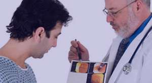پروستات,غده پروستات,سرطان پروستات,علائم بزرگ شدن پروستات