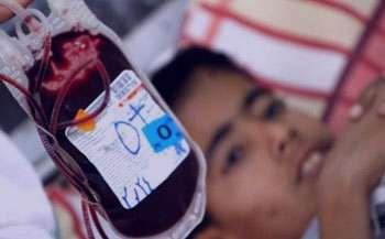 اهدای خون,شرایط اهدای خون,حداقل سن برای اهدای خون
