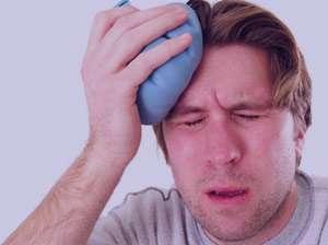 توصیه های پزشکی, سردرد شدید