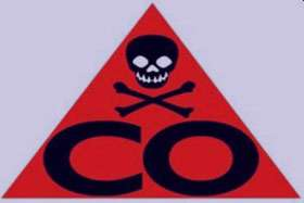 گاز منوكسيدكربن,مسموميت با گاز منوكسيدكربن,علائم مسمومیت با گاز مونوکسید کربن