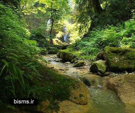 آبشار ورسک،تاریخچه آبشار ورسک