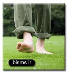 حركاتی برای بهبود درد قوس كف پا