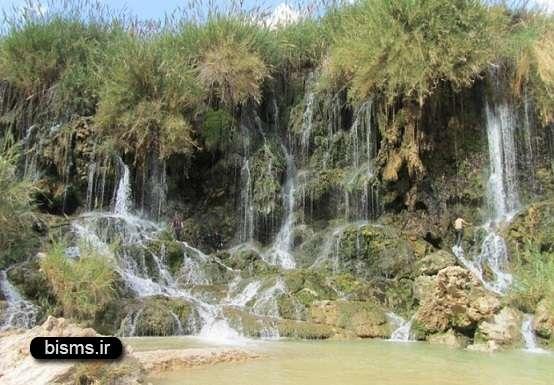 آبشار فدامی،عکس آبشار فدامی