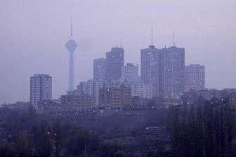 الودگی, الودگی هوای تهران