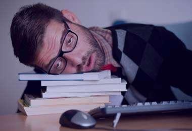 درمان بیماری, درمان خستگی, خواب انسان