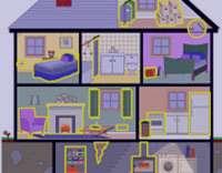 آلودگی هوا,آلوده کننده های هوای خانه,عوارض اسپری خوشبوکننده هوا