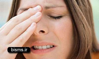 کاهش دردهای سینوسی با ۶دستور خانگی