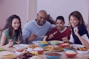 فواید زود شام خوردن,راههای کاهش سوزش معده,راههای کاهش اشتها
