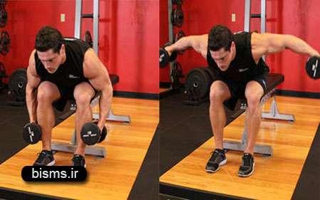 تمرینات مخصوص کتف و شانه, تقویت عضلات کتف,تمرینات بدنسازی