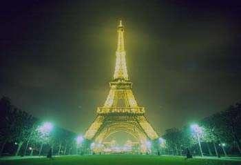 سندرم پاریس ,پاریس,دیدنیهای پاریس