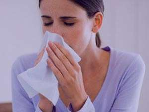 سرماخوردگی, آلودگی ویروسی چشم ها
