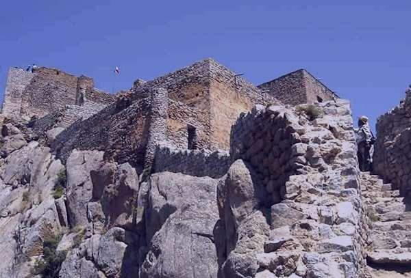 عکس های قلعه بابک