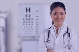 بیماری چشمی, آب سیاه