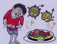 پیشگیری از بیماریها,دیابت,علائم مسمومیت