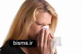 زمستان آغاز درگیری با سینوزیت