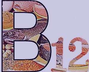 ویتامین ب 12, نشانه های کم خونی