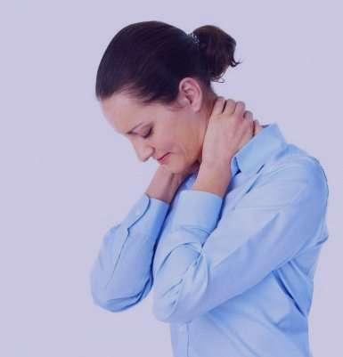 درمان گردن درد, آرتریت روماتوئید