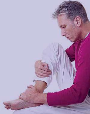 درمان گرفتگی ماهیچه پا, گرفتگی شبانه پا