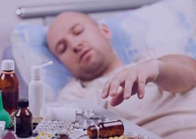 درمان خستگی, عوارض درمان سرطان