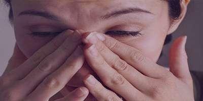 کاهش قدرت بينايي, خشکي چشم