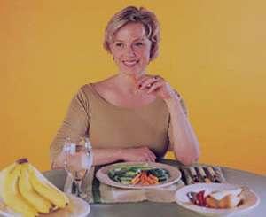 عدم تعادل هورمون, تغذیه سالم, فشار خون بالا