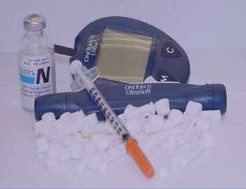 بیماری دیابت, درمان بیماری دیابت, بیماریهای کلیوی