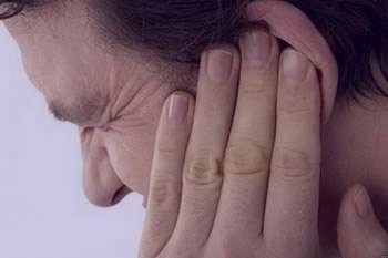 فشار هوا, درمان گرفتگی گوش, کیپ شدن گوش ها