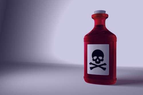 کاهش آسیب های اسید, درمان سوختگی با اسید