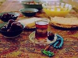 فواید روزه, تغذیه ماه رمضان