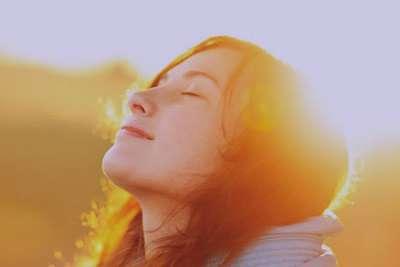 نور خورشید,پیشگیری از سکته, راههای افزایش طول عمر