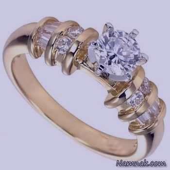 مدل حلقه ازدواج , مدل حلقه نامزدی , جدیدترین مدل حلقه 2016 , مدل حلقه ازدواج ست