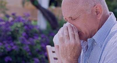 درمان آلرژی, آنتی هیستامین
