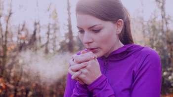 درمان های سرمازدگی, سرمازدگی, هوای سرد