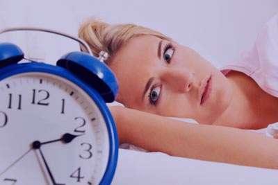 خواب,بیماریهای مرتبط با بی خوابی,بی خوابی