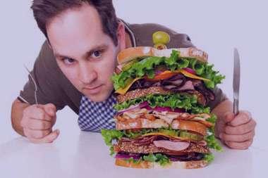 احساس گرسنگی,گرسنگی,علت گرسنگی دائمی