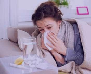 بیماری آنفولانزا, درمان سرماخوردگی