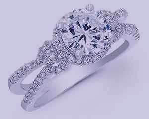 جدیترین مدل حلقه نامزدی و ازدواج ست 2016