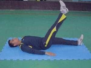 گودی کمر , درمان گودی کمر , ورزش برای گودی کمر