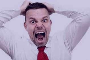 راههای کنترل عصبانیت و خشم و پرخاشگری