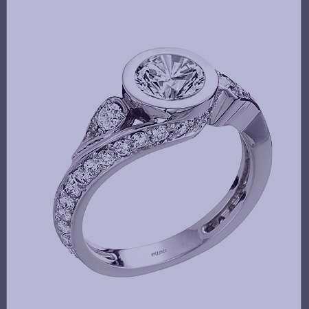 مدل حلقه , مدل حلقه نامزدی , مدل حلقه ازدواج