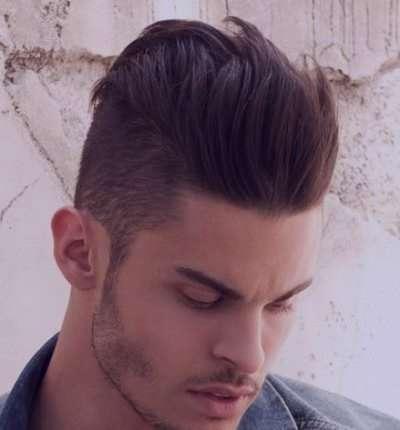 گلچین زیباترین مدل موی خامه ای پسرانه مردانه خرداد 95